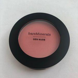 """bareMinerals """"Peachy Keen"""" Gen Nude Powder Blush"""